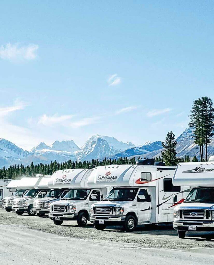 Full hookup RV sites near Seattle