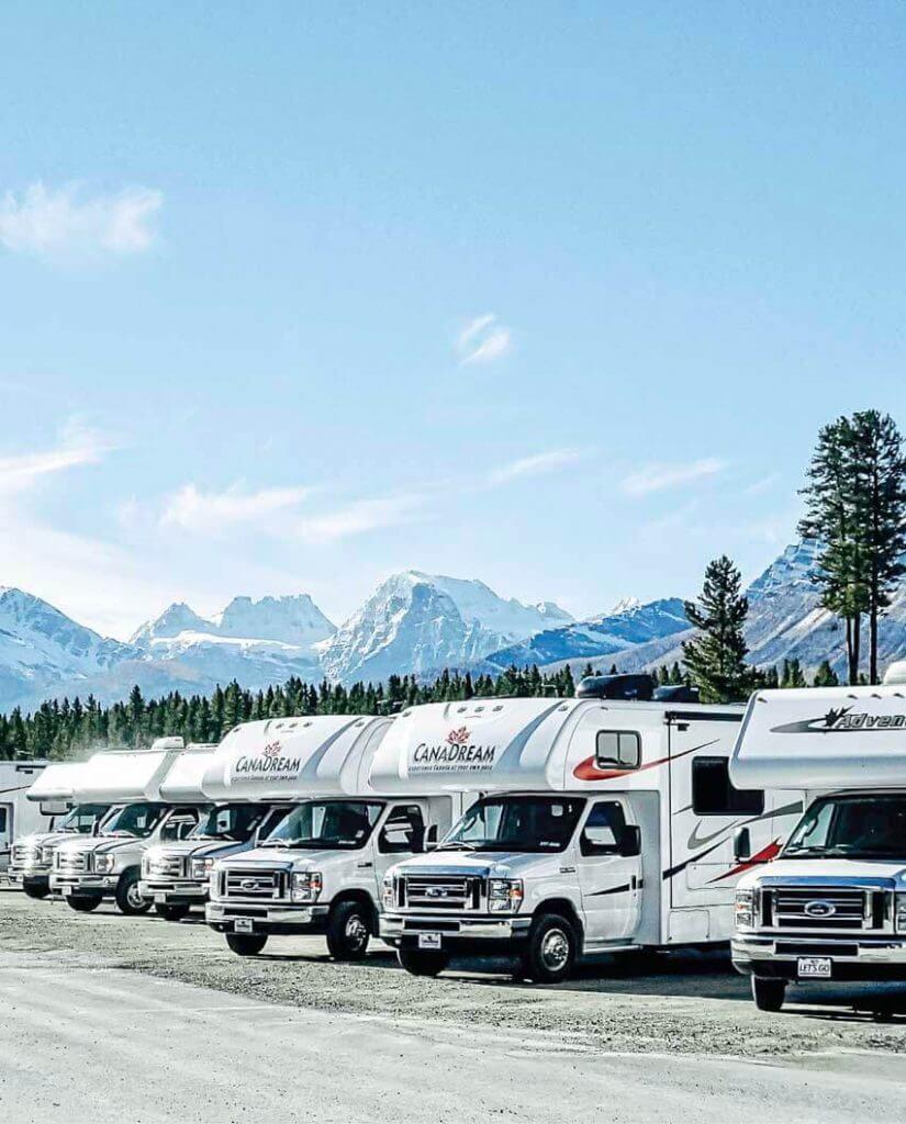 Full hookup RV sites near Seattle